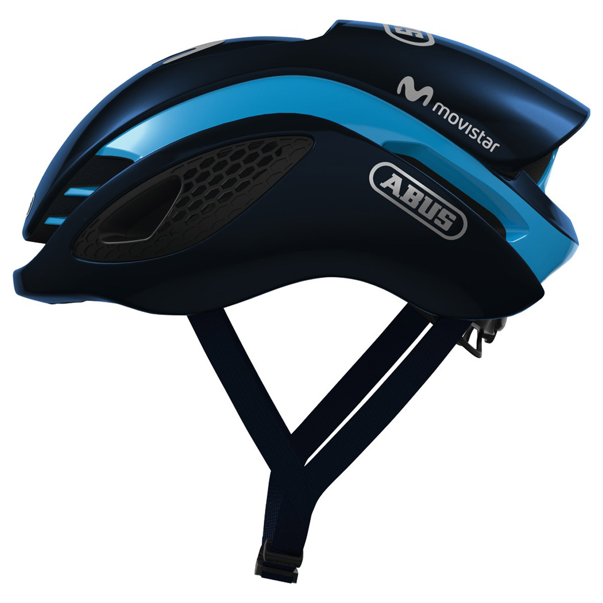 Abus GameChanger Radhelm - Movistar