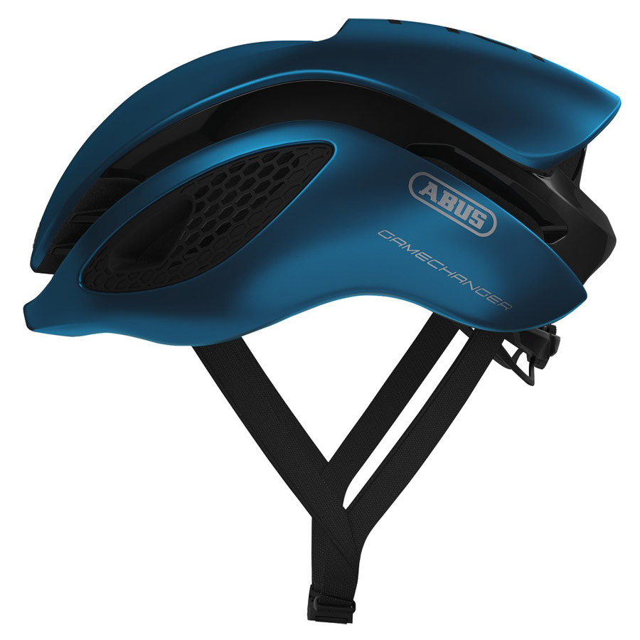Abus Gamechanger RadHelm - Steel Blau