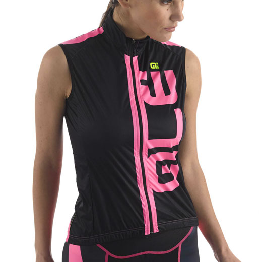 Gilet Frau Ale Trade Ultra - Pink Fluo