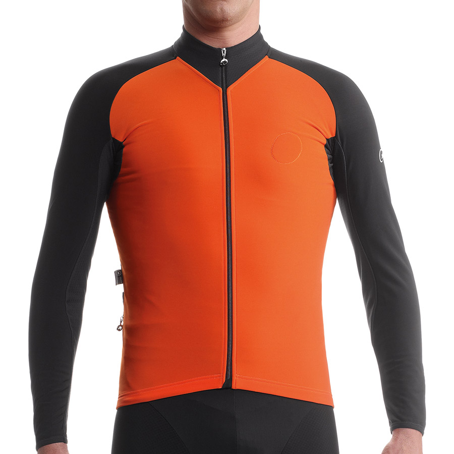 Assos iJ.tiburuJacket_evo7 LA Trikot - Orange