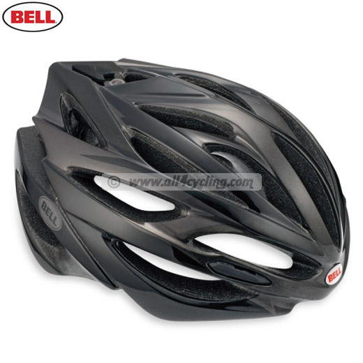 Bell Array RadHelm - Schwarz/Carbon