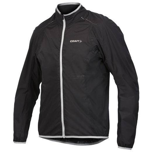 Jacke Craft Light Rain - Schwarz
