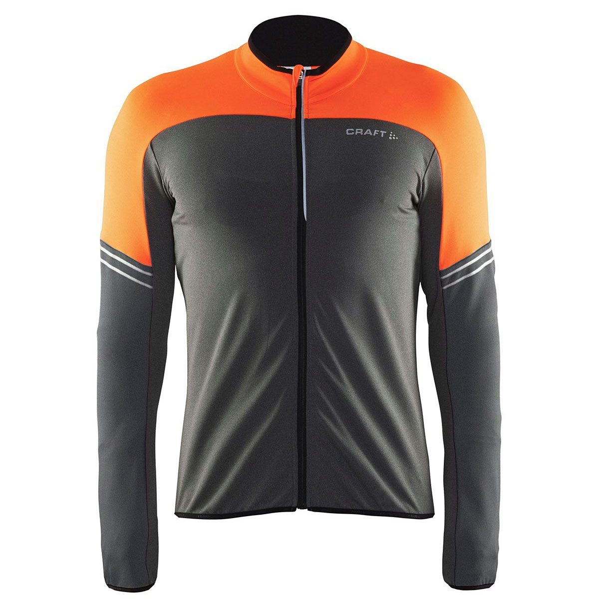 Craft Velo lang arm trikot - Grau