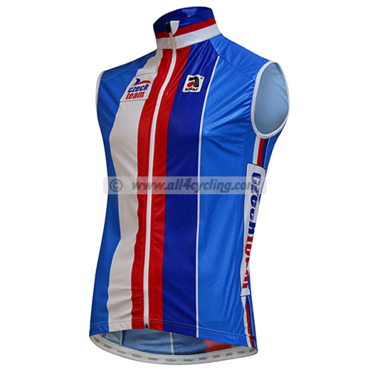 Gilet windstopper National Tschechische Republik