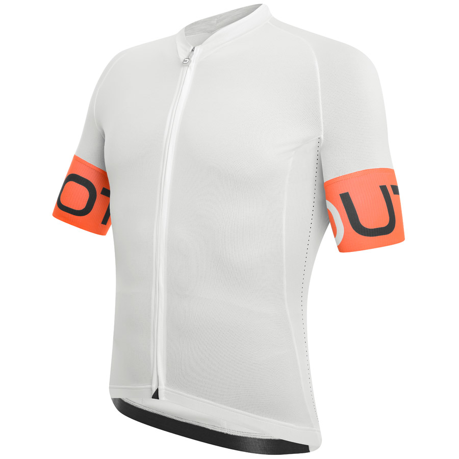 Trikot DotOut Pure 15 - Weiss Orange