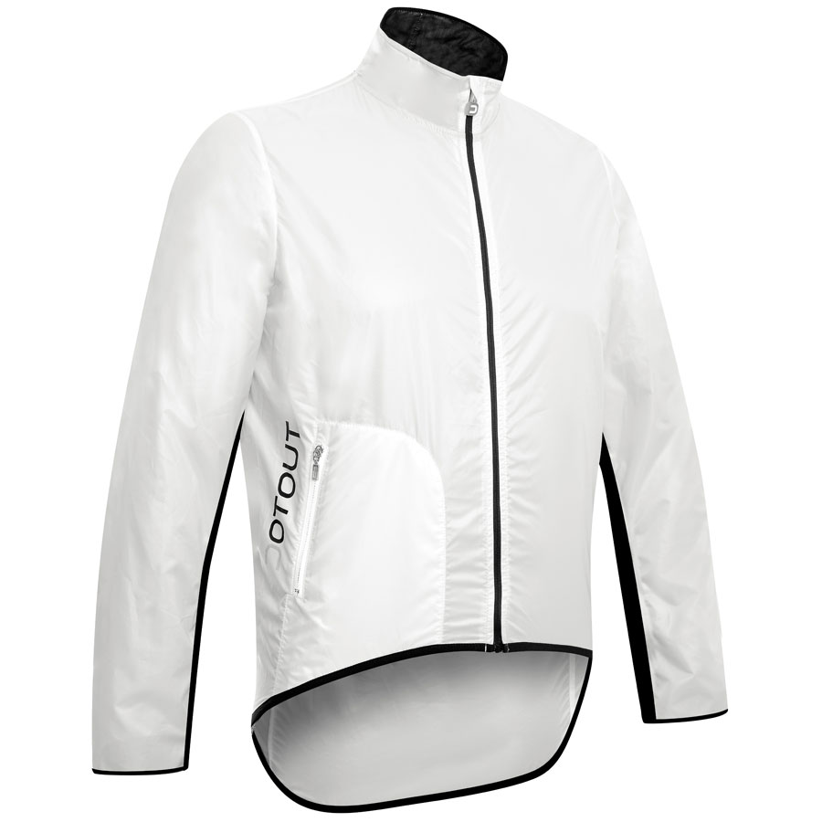 Jacket Dotout Tempo - Weiss