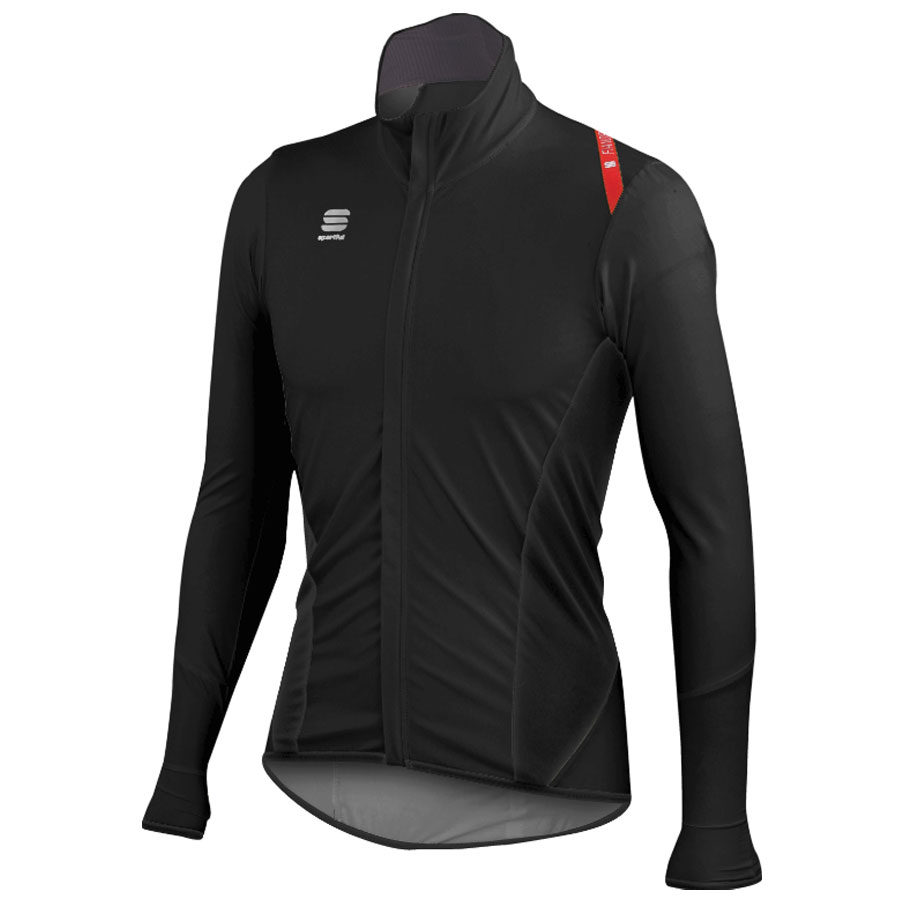 2017 Fiandre Light Norain Top Sportful - Schwarz