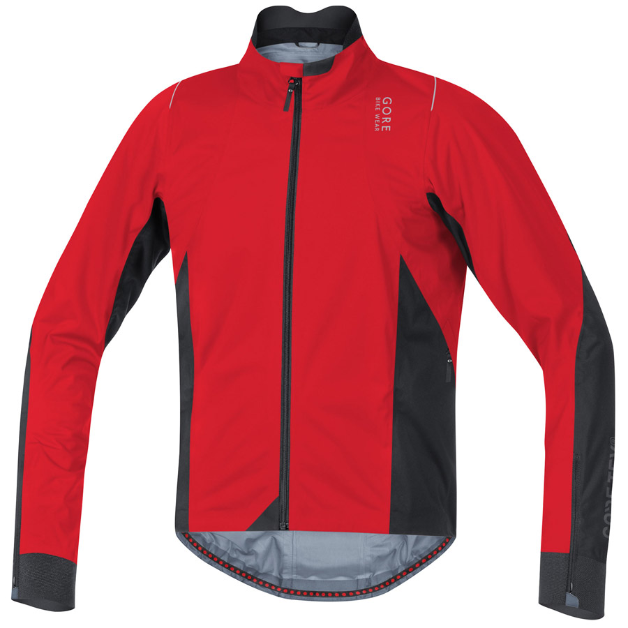 Jacke Gore Oxygen 2.0 Gore-Tex AS - Rot