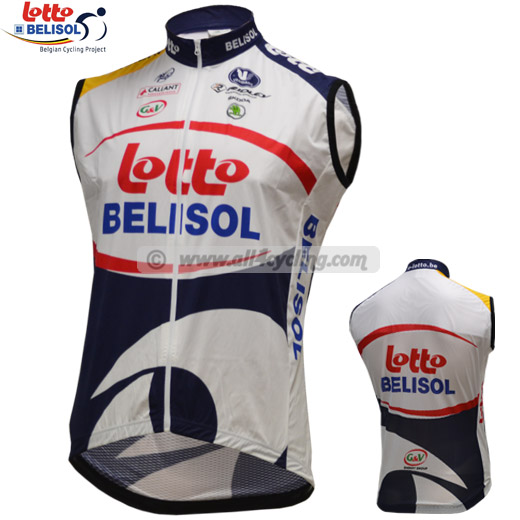 2013 Wind Veste Lotto Belisol