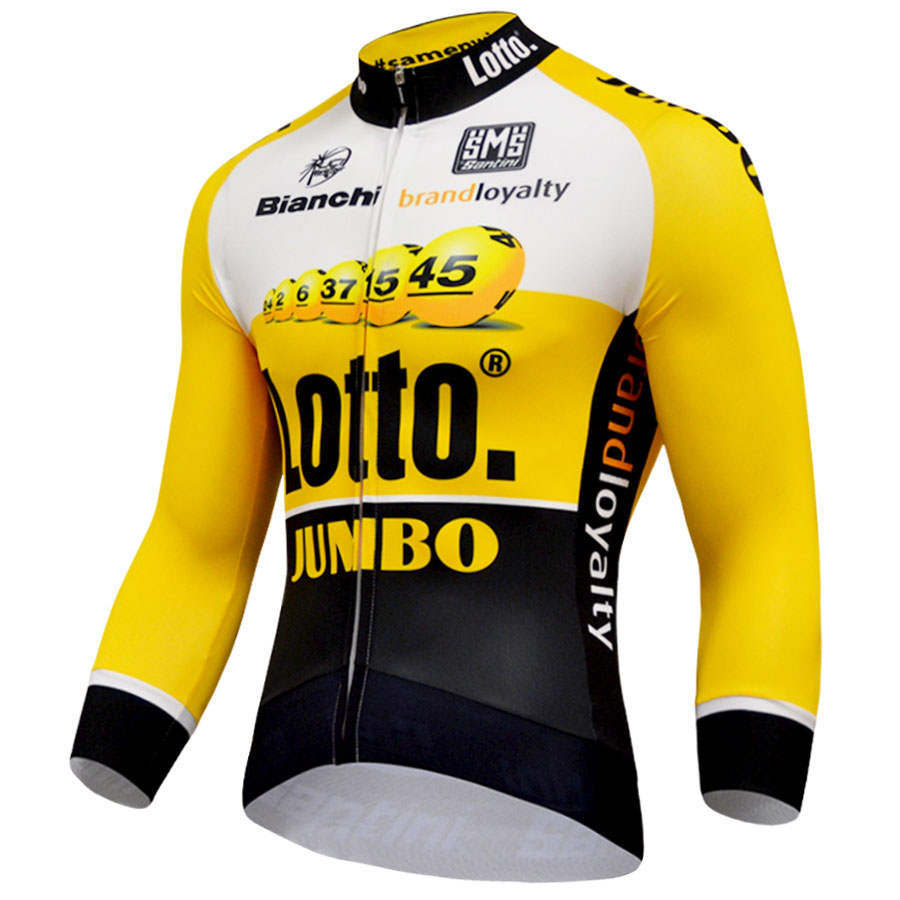 2015 Trikot Lotto Jumbo SuperAero
