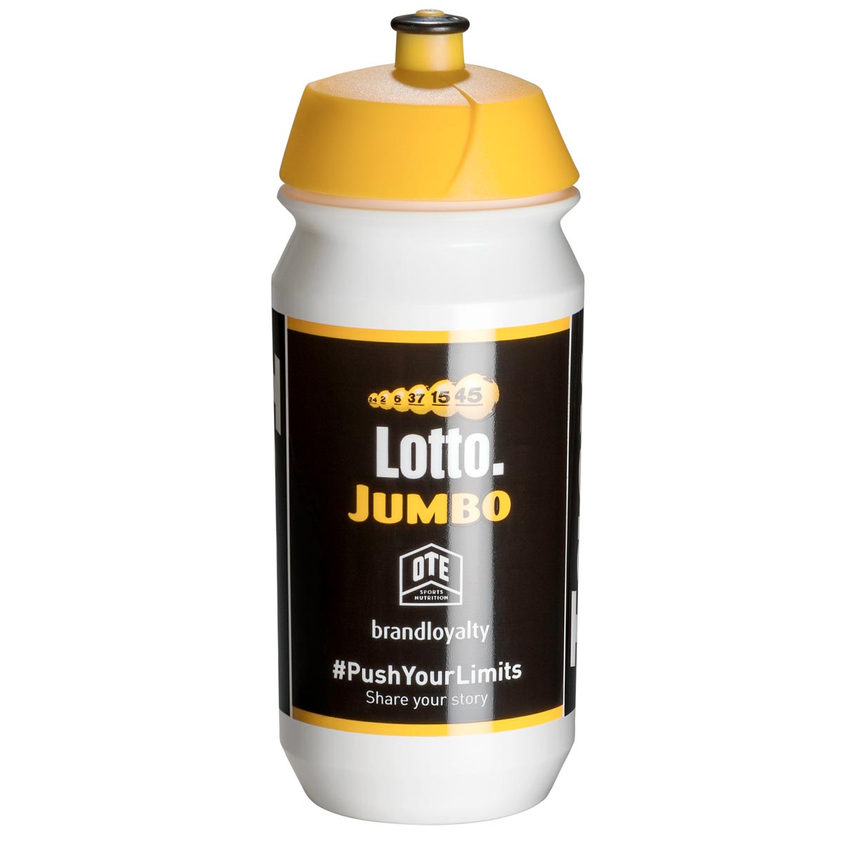 2017 Trinkflasche Corsa 500 ml Lotto Jumbo