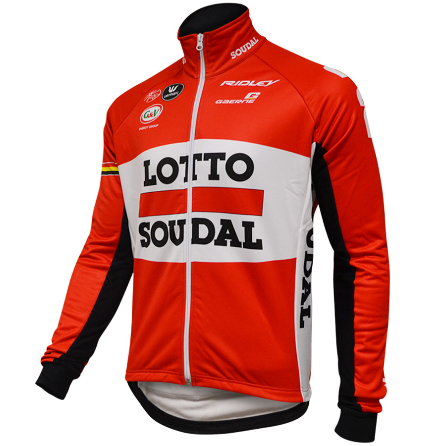 2016 Winter Jacke Lotto Soudal