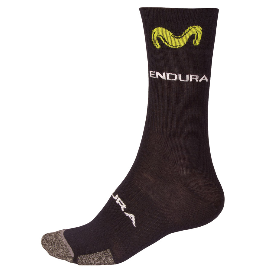 2017 Winter Socken Movistar