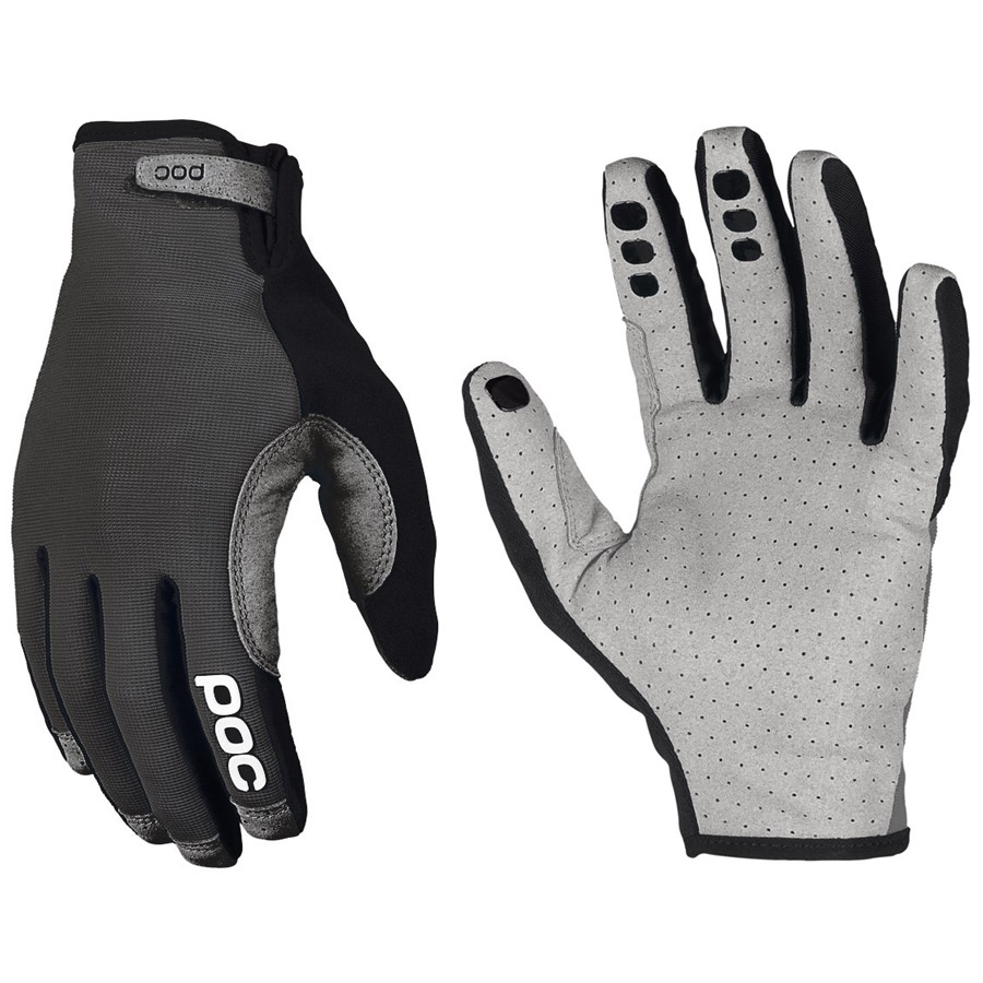 Poc Index Air Adjustable Lang Handschuhe - Grau