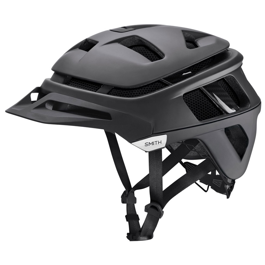 Smith Forefront RadHelm - Matte Darkness