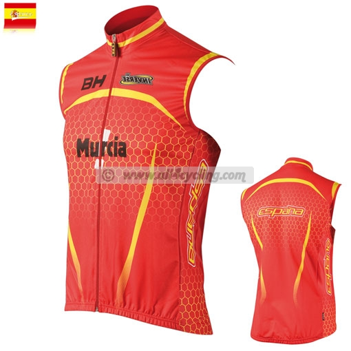 2010 Windstopper gilet Spain National