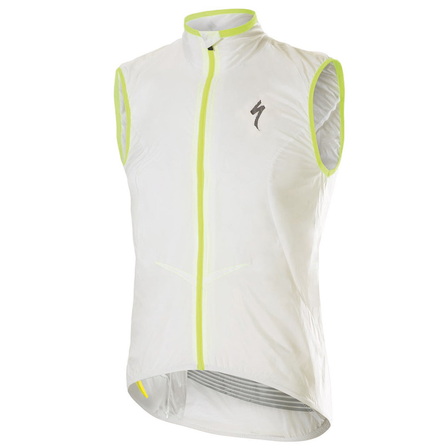 Gilet Specialized Deflect Comp - Weiss