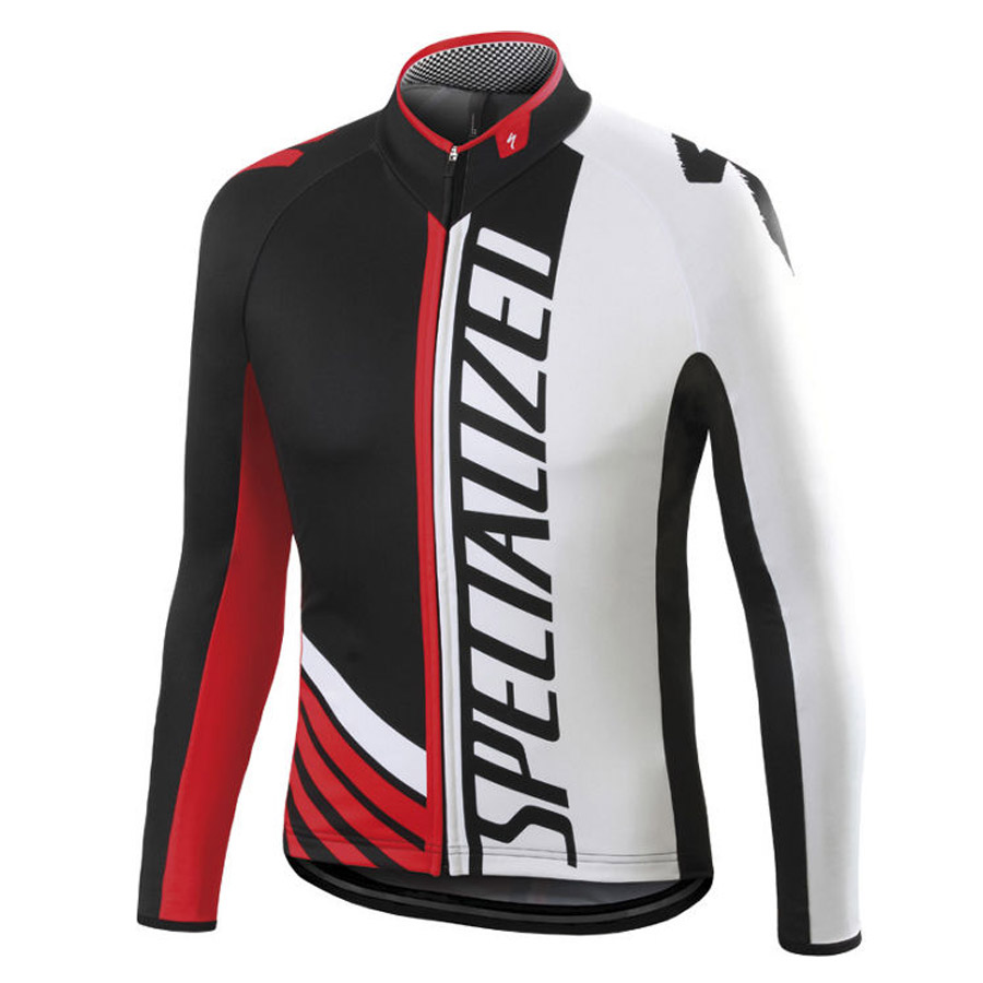 Jacke Specialized Element Pro Racing - Weiss Rot
