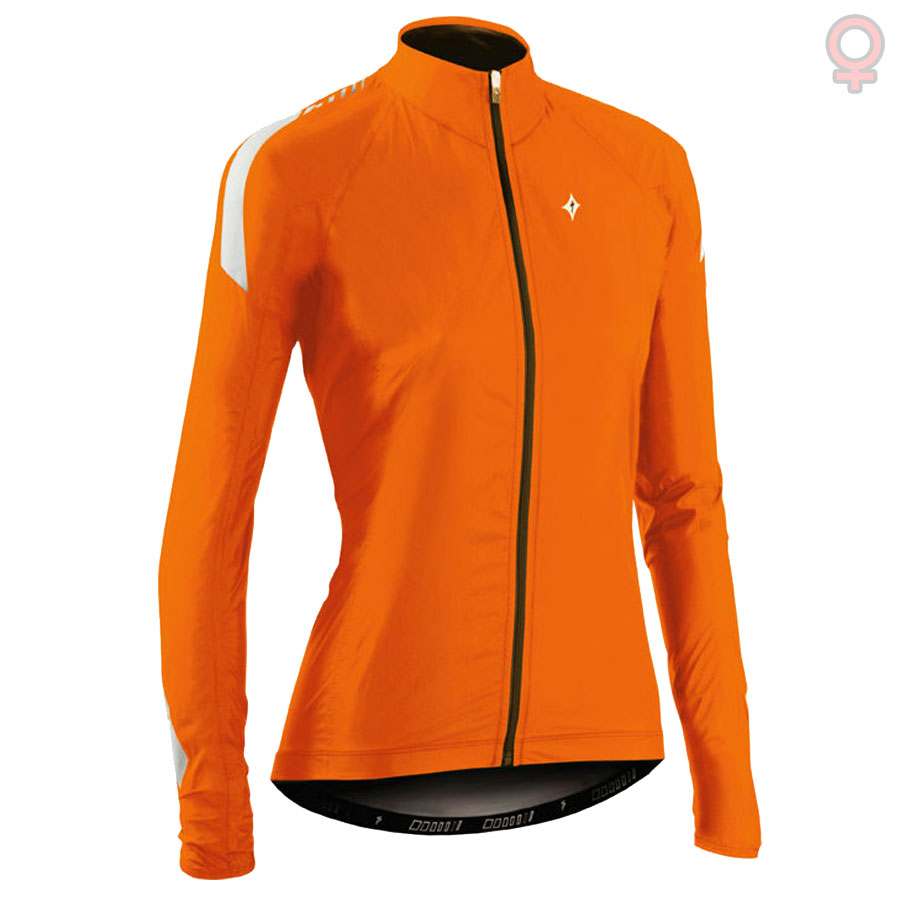 Jacke Frau Specialized Rbx Elite - Orange fluo
