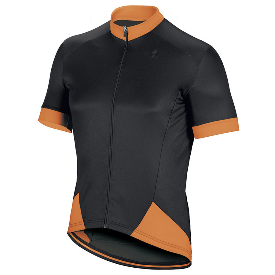 Trikot Specialized RBX Sport - Schwarz Orange Fluo