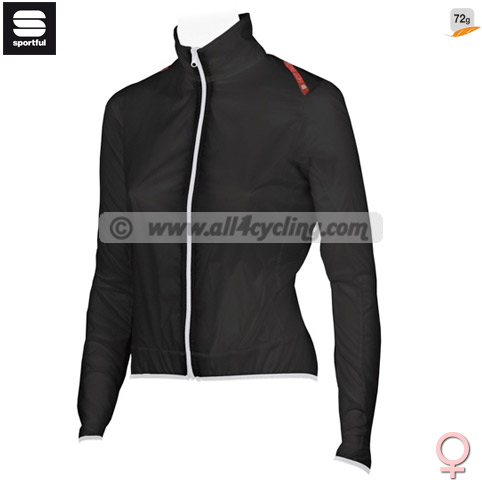 Jacke W Hot Pack Sportful -Schwarz-