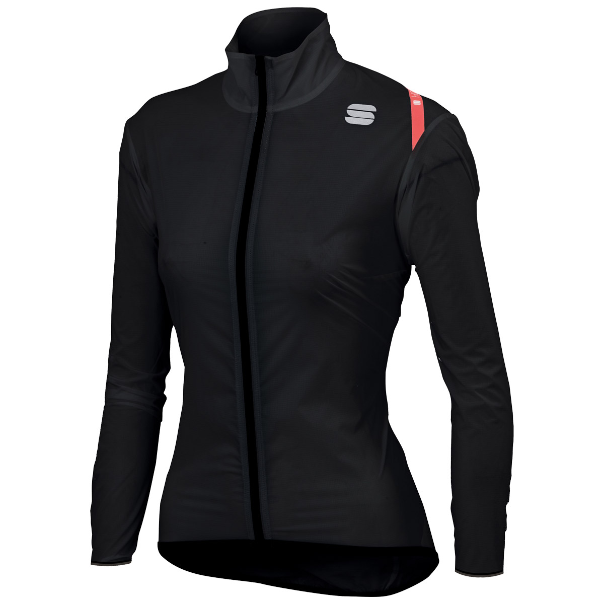 Sportful Hot Pack 6 Frau Windjacke - Schwarz