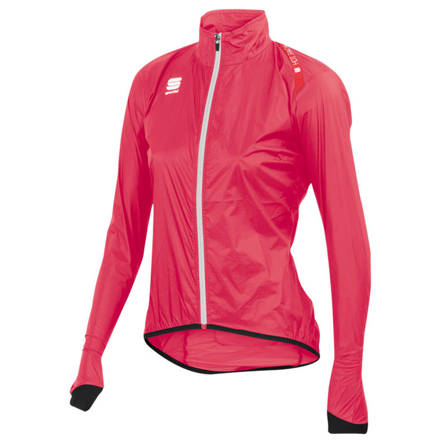 Jacke Frau Sportful Hot Pack 5 - Pink