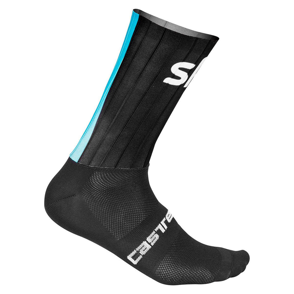 2018 Team Sky Aero Speed Socken