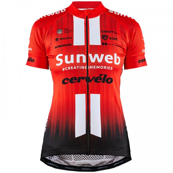2019 TEAM SUNWEB trikot - Profi-Radsport-Team