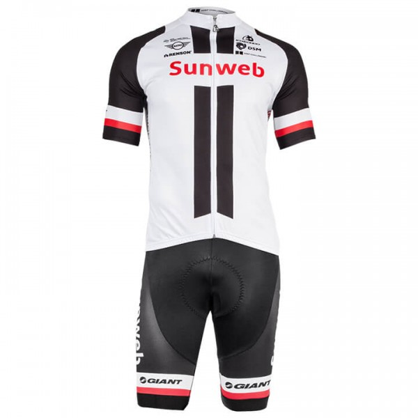 2018 Set TEAM SUNWEB Performance (2 Teile) - Profi-Radsport-Team
