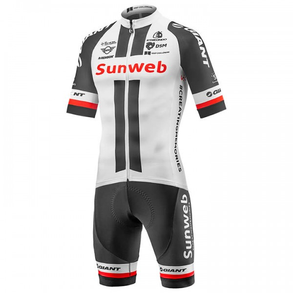 2018 Set TEAM SUNWEB Race (2 Teile) - Profi-Radsport-Team
