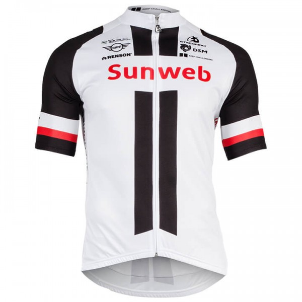 2018 TEAM SUNWEB Kurzarmtrikot Performance - Profi-Radsport-Team