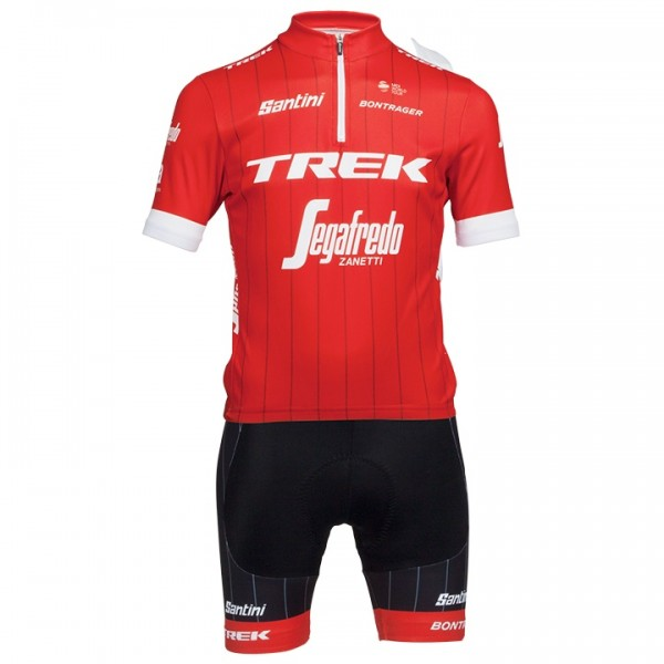 2018 set TREK-SEGAFREDO (2 Teile) - Profi-Radsport-Team