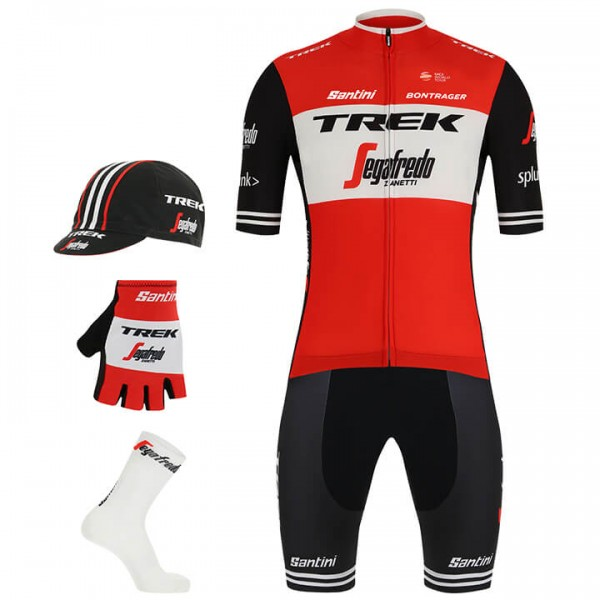 2019 Maxi-Set TREK-SEGAFREDO (5 Teile) - Profi-Radsport-Team