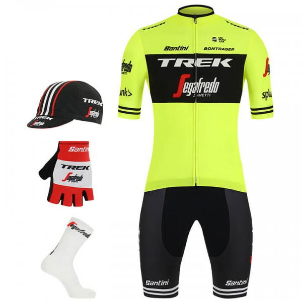 2019 Maxi-Set TREK-SEGAFREDO Training (5 Teile) - Profi-Radsport-Team