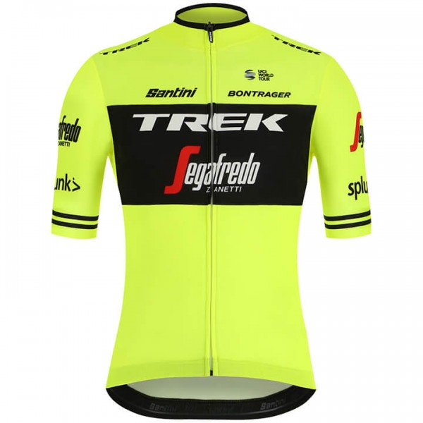 2019 TREK-SEGAFREDO Kurzarmtrikot Training - Profi-Radsport-Team