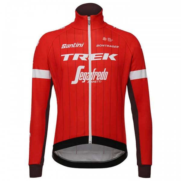 2018 TREK-SEGAFREDO Winterjacke - Profi-Radsport-Team
