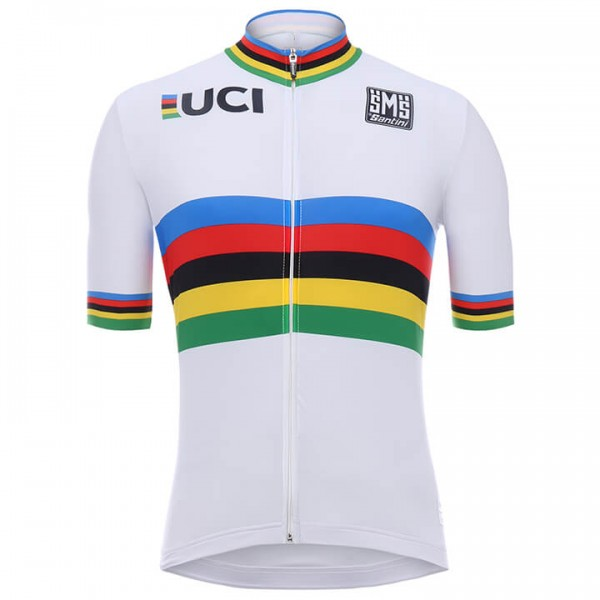 2018 UCI WORLD CHAMPION Kurzarmtrikot