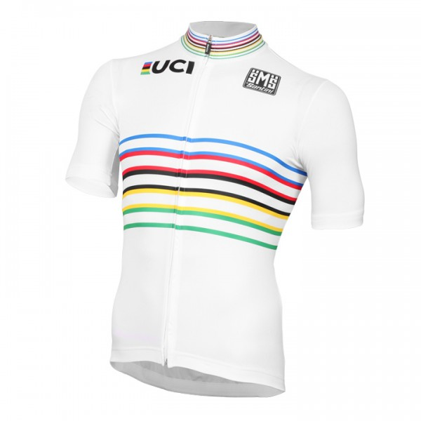 2018 UCI WORLD CHAMPION MASTER Kurzarmtrikot