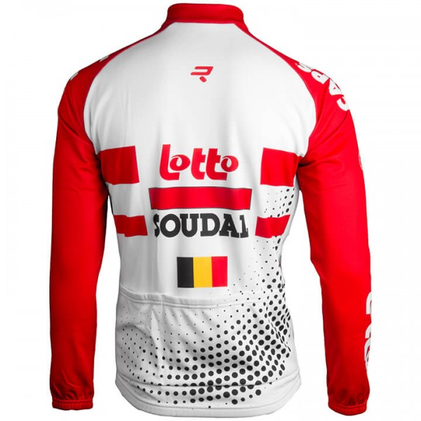 2019 LOTTO SOUDAL Langarmtrikot - Profi-Radsport-Team