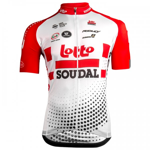 2019 Set LOTTO SOUDAL Aero (2 Teile) - Profi-Radsport-Team
